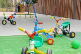 La escuela Toninaina potencia las capacidades de los más pequeños
