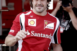 Alonso tratará de resarcirse de sus malos resultados en Valencia