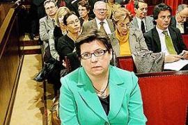 El Parlament da luz verde a la ley de capitalidad con sólo los votos del PP