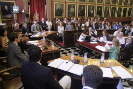 Cort finalmente opta por no presentar  un proyecto de presupuestos en 2011