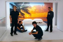 PALMA - FOTO PROMOCIONAL DEL GRUPO MUSICAL SEXY SADIE.