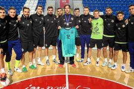 Un regreso de vértigo para el Palma Futsal
