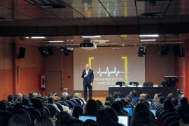 Antoni Riera en el CESAG: «Las empresas tradicionales deben aprender de los millenials»