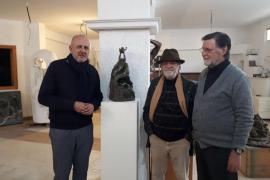 Una escultura de la Balanguera de Jaume Mir se instalará cerca del Parlamento Europeo