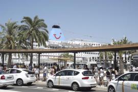 La Audiencia de Palma declara el condominio de una pareja sobre un taxi tras su separación