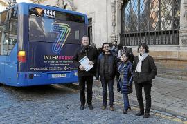 La EMT y Es Baluard presentan un proyecto para fomentar la participación ciudadana en la cultura