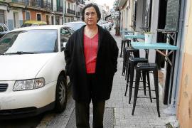 Barri Cívic exige la eliminación de terrazas en Santa Catalina