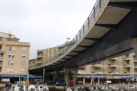 El TSJB ordena la demolición «inmediata» del puente del Riuet