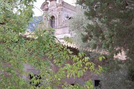 Jardín botánico de Lluc