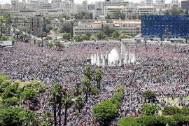 Al Asad decreta una amnistía general entre masivas marchas de apoyo
