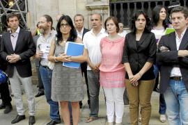 Palma y Andratx expresan su repulsa por la trágica muerte de Ainhoa