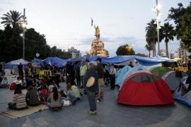 Primera 'escisión' entre los 'indignados' de Palma