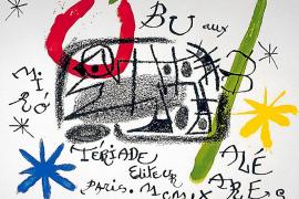 El Miró que luchó contra Franco a través de su obra se expone en Málaga