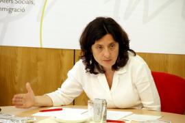 PALMA. POLITICA. FINA SANTIAGO, CONSELLERA DE ASUNTOS SOCIALES DEL GOVERN.