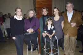 Fiesta a beneficio de Adelante Àfrica en el Real Club Náutico de Palma