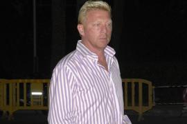 Boris Becker despreocupado pese al embargo de su villa en Mallorca
