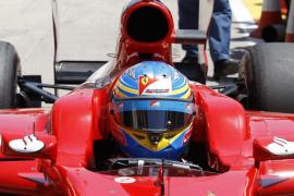 Alonso:  «No puedo hacer más»