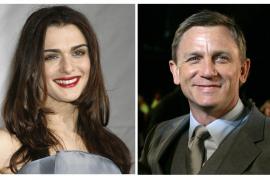 Los actores Daniel Craig y Rachel Weisz se han casado en secreto