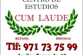 Cum Laude, una academia bien equipada