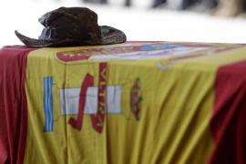 Llegan a Canarias los restos de los dos militares fallecidos en Afganistán
