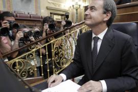 Zapatero anuncia que propondrá un techo de gasto para las CCAA