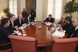 PP y UM rechazan la oferta de Antich para dar estabilidad al Govern
