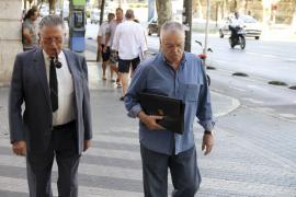 Un publicista reitera ante el juez que pagaba comisiones a Alía y Alabern