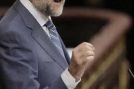 Rajoy pide elecciones ya en un Debate sobre la Nación con tono de despedida de Zapatero