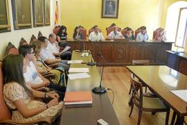 Acuerdo unánime en la defensa de la legalidad del puente del Riuet