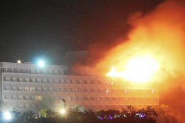 Muere un piloto mallorquín en el asalto de un comando terrorista talibán a un hotel de Kabul