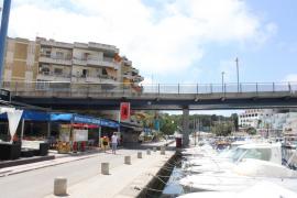 El TSJB sopesa aplazar el derribo del puente del Riuet