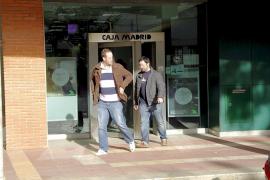 Condenado a ocho años por atracar cuatro sucursales bancarias en Mallorca