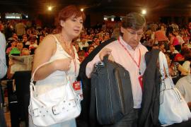 Armengol asume la dirección del grupo socialista pero Thomás llevará el día a día