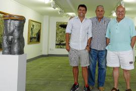 La galería Marimón, de cumpleaños con Riera Ferrari y Ernesto Rodríguez