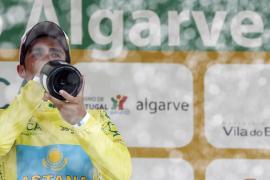 Contador apunta que el objetivo en el Algarve  «es hacer una buena puesta a punto para la París-Niza»