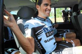 Contador, frente al resto del mundo