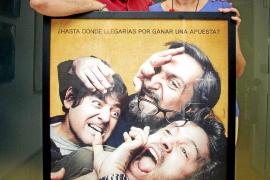 Los 'Amigos' de Marcos Cabotá se estrenan como solidarios en Palma