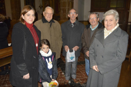 Gabriel Pieras desgrana la construcción de Santa Maria la Major d'Inca
