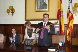 Miquel Vidal será el nuevo portavoz del PP en el Consell de Mallorca