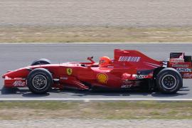 Schumacher, Hamilton, Massa y De la Rosa inician ensayos en Jerez