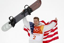 Shaun White, el 'tomate volador' que hizo historia en los Juegos de PyeongChang
