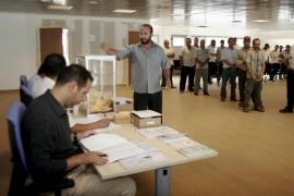 Los marroquíes de Mallorca dicen sí a la reforma de la Constitución