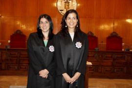 Dos nuevas fiscales prometen el cargo en el Tribunal Superior de Balears