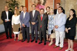 Los hoteleros quieren convertir Sont Sant Joan en aeropuerto de referencia internacional