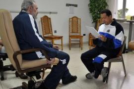 Hugo Chávez regresa a Venezuela tras ser operado de cáncer en Cuba