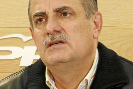 PALMA. PP.- MIQUEL RAMIS, SECRETARIO GENERAL DEL PARTIDO POPULAR BALEAR EN RUEDA DE PRENSA.