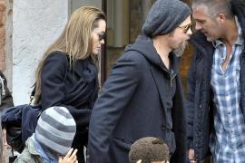 Los Pitt-Jolie en Venecia