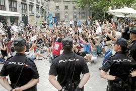 Ramon Socias critica al portavoz del PSOE por cuestionar la actuación policial