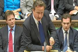 Cameron pide investigar los pinchazos telefónicos de un diario de Murdoch