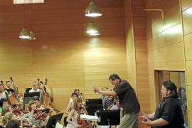 Johan Botha regresa hoy a Bellver en una noche «especial» de ópera